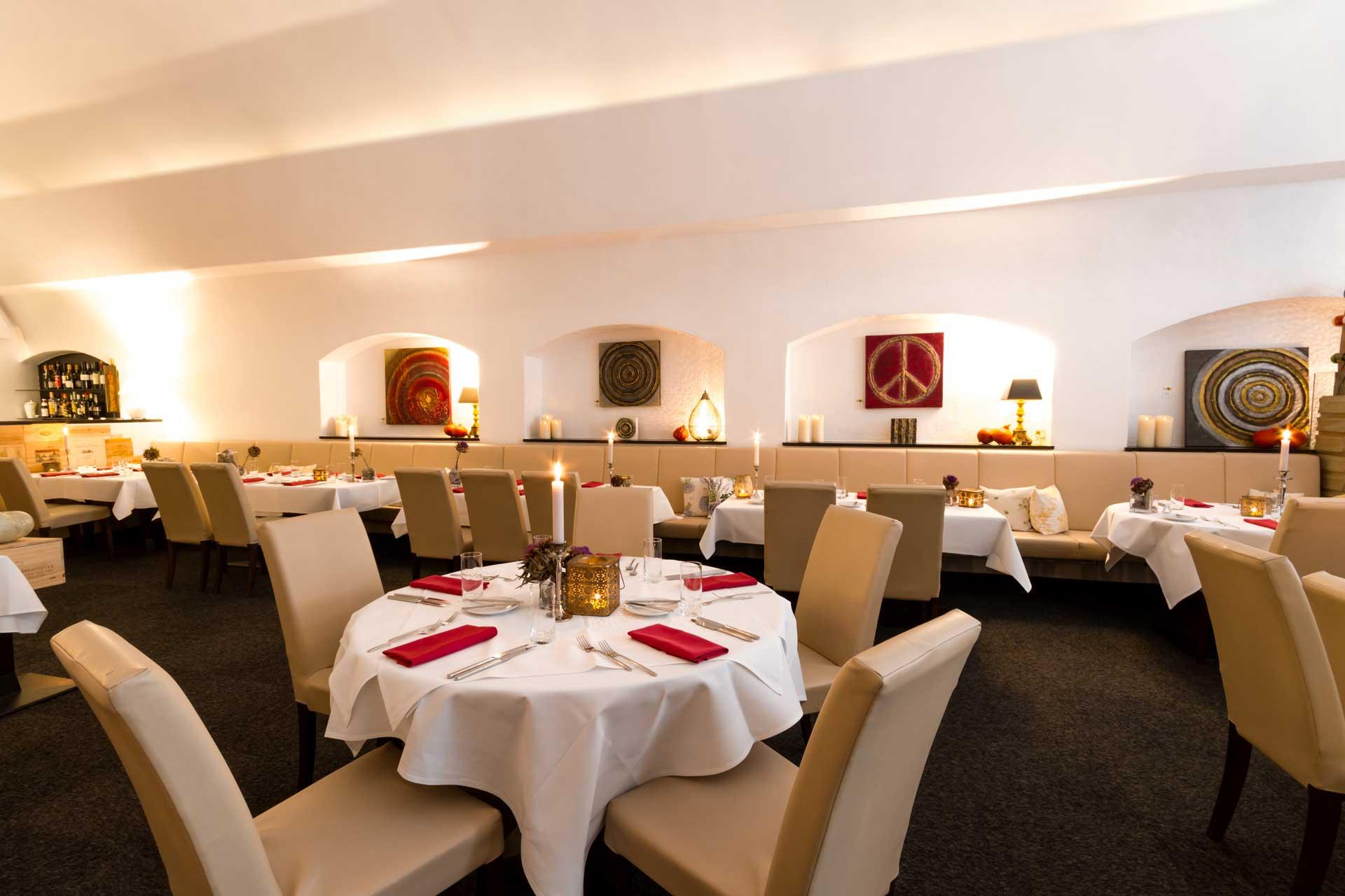 Restaurant Valentin Innenansicht