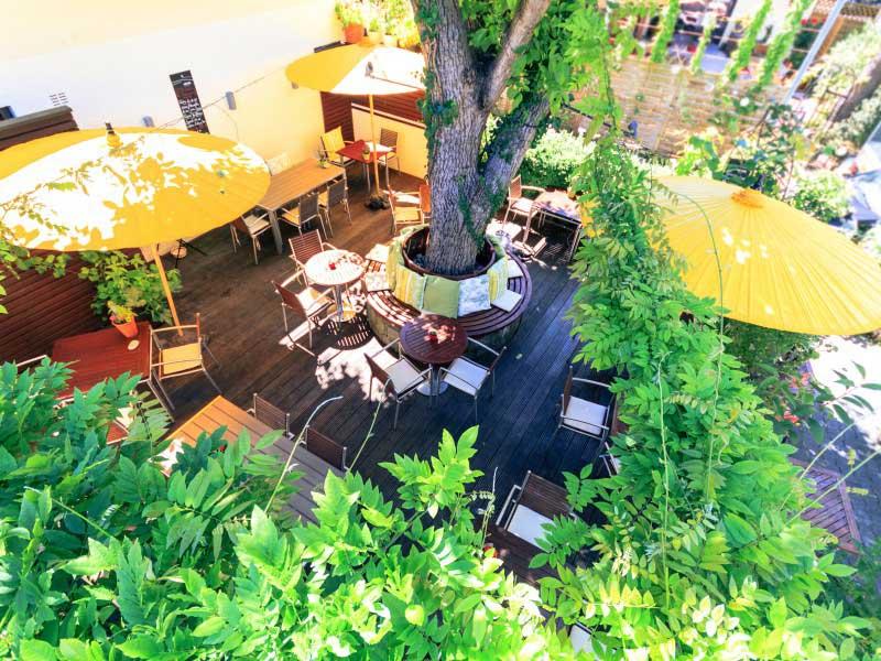 Restaurant Valentin Biergarten