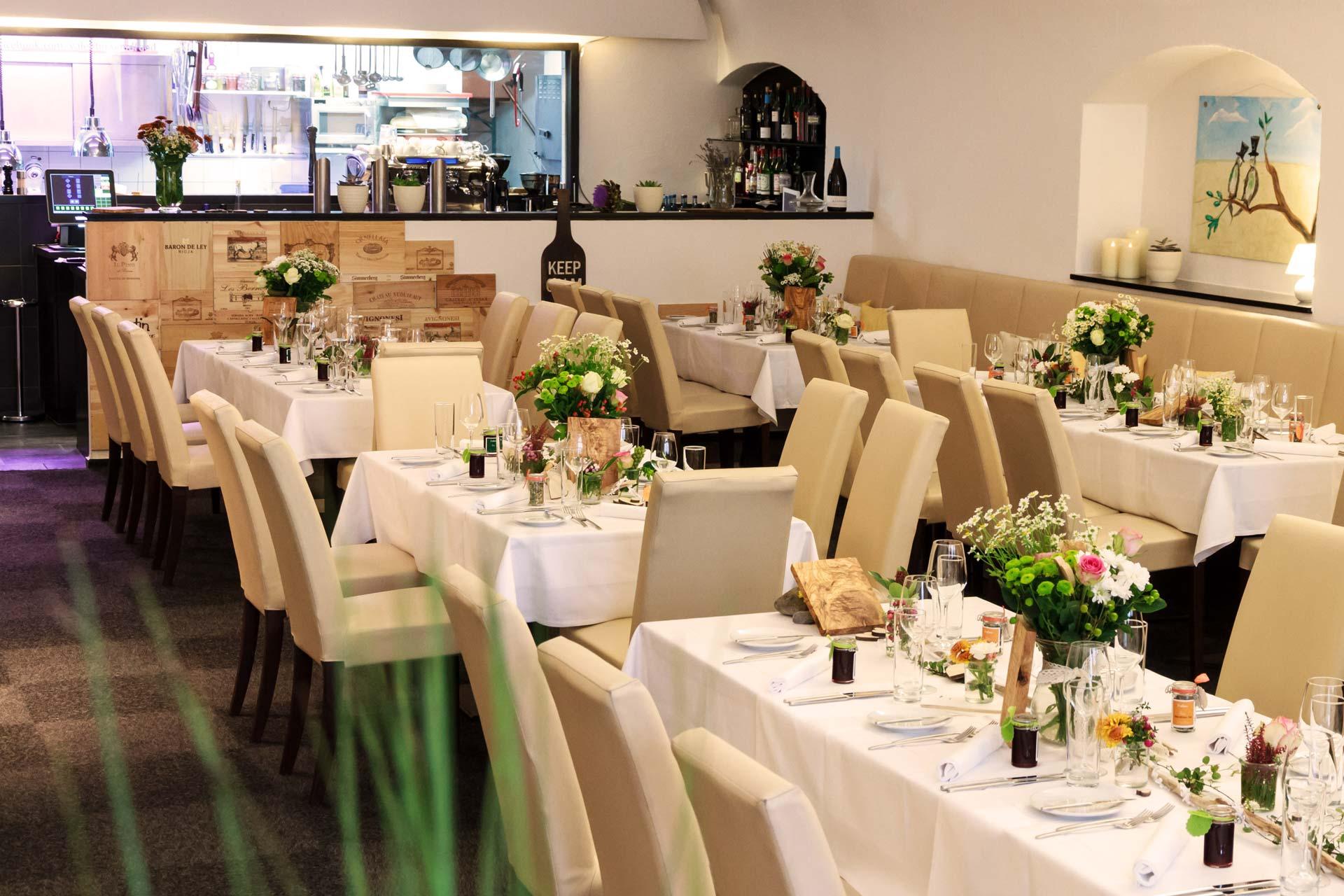 Restaurant Valentin Lindau - Good Food Fine Wine